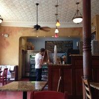 Photo taken at Cafe Rose Nicaud by Lane R. on 3/5/2013