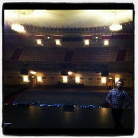 Photo taken at The Brown Theater by Eric M. on 12/10/2012