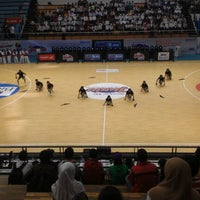 Photo taken at DBL Arena by hari t. on 9/18/2012