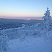 Photo taken at Levi Ski Resort by Teo J. on 2/8/2013