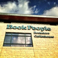 Photo taken at BookPeople by Paul D. on 4/10/2013