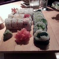 Photo taken at Mio Sushi by Cynthia A. on 2/16/2013