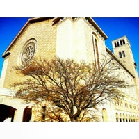 Photo taken at Winthrop Hall by Aisyah R. on 6/28/2013