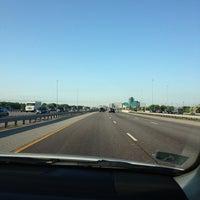 Photo taken at I- 290 & I-90 Interchange by Natalie 🇵🇷 on 6/13/2013