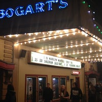 Photo taken at Bogart's by Brian H. on 1/20/2013