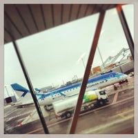 Photo taken at Lennart Meri Tallinn Airport (TLL) by Tõnis A. on 12/30/2012