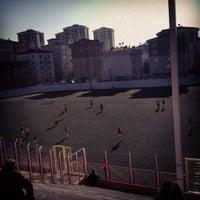 Photo taken at Kartal Bulvar Stadı by Ertug E. on 12/25/2012