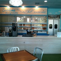Photo taken at Sublime Doughnuts by Tim H. on 8/9/2013