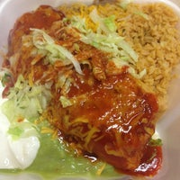 Photo taken at Eriberto's Mexican Food by Kathleen G. on 10/28/2013