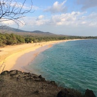 Photo taken at Makena State Park by Jay M. on 11/25/2016