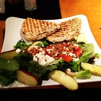 Photo taken at Super Salads by Omar B. on 3/7/2013