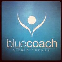 Photo taken at Blue Coach Biznis Trener by Srdjan V. on 7/9/2013