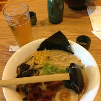 Photo taken at Hokkaido Noodle House by Tony L. on 6/18/2013