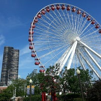 Photo taken at Navy Pier by Philipe D. on 6/11/2013