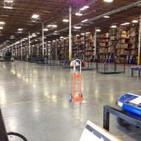 Photo taken at Living Spaces Distribution Center by David T. on 10/13/2012