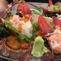 Photo taken at Honmono Sushi by Pun P. on 9/20/2016