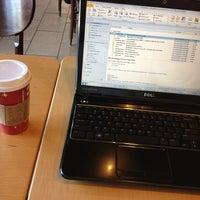 Photo taken at Starbucks by John V. on 12/11/2012