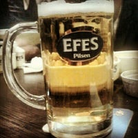 Photo taken at Efes Garden Pub by Umut K. on 2/15/2013