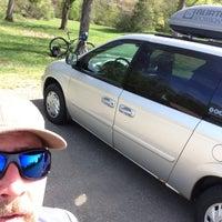 Photo taken at Sprague Brook Park Trails by Greg C. on 5/7/2013