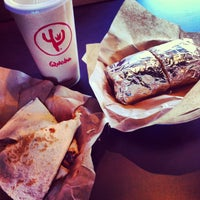 Photo taken at Qdoba Mexican Grill by Cory R. on 5/24/2013