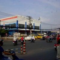 Photo taken at Co.opMart Thu Duc by Dương on 4/9/2013