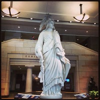 Photo taken at United States Capitol Visitors Center by Linz S. on 7/27/2013