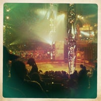 Photo taken at Big Apple Circus by Penny L. on 5/19/2013