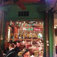 Photo taken at Famous Luigi's by Fareeha K. on 12/6/2012