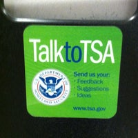 Photo taken at TSA Checkpoint C by Richard J. on 11/17/2012