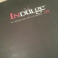 Photo taken at Cafe Indulge by Teo S. on 9/16/2012