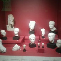 Photo taken at Museum of Anatolian Civilizations by Meryem A. on 3/15/2013