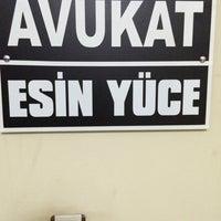 Photo taken at Esin Yüce Hukuk Bürosu by Fer Ö. on 7/31/2014