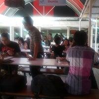 Photo taken at Universitas Katolik Indonesia Atma Jaya by tonny s. on 2/15/2013