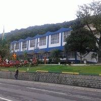 Photo taken at Prefeitura de Balneário Camboriú by Cleusa S. on 12/27/2014