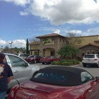 Photo taken at Olive Garden by Christian V. on 2/7/2013