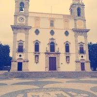 Photo taken at Igreja de Nossa Senhora do Carmo by Ariel S. on 8/3/2015