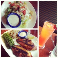 Photo taken at Red Lobster by MarqyDeTv on 4/18/2013