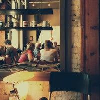 Photo taken at Corner Coffee by Brian B. on 6/13/2013