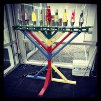 Photo taken at Googleplex - Charlie's Cafe by Vlad N. on 12/14/2012