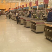 Photo taken at Walmart by Samuel H. on 3/7/2013