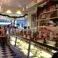 Photo taken at Little Cupcake Bakeshop by Eisha C. on 12/15/2012