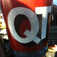 Photo taken at QuikTrip by Jenny B. on 1/21/2014