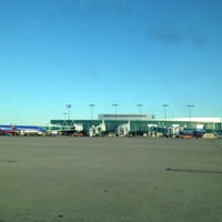 Photo taken at Rick Husband Amarillo International Airport (AMA) by Lucy S. on 3/6/2013