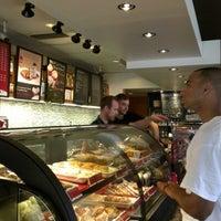 Photo taken at Starbucks by Gabe G. on 12/24/2012