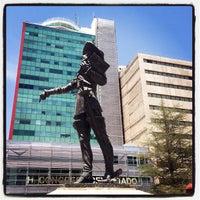 Photo taken at Plaza de Armas by Carlos M. on 5/3/2013