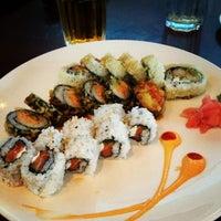 Photo taken at Sushi Katana by Christine C. on 3/9/2013