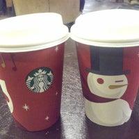 Photo taken at Starbucks by Márti N. on 12/7/2012