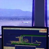 Photo taken at Torre De Control - Aeropuerto AMB by Alejandra V. on 10/25/2013