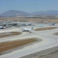 Photo taken at Torre De Control - Aeropuerto AMB by Alejandra V. on 10/24/2013