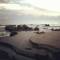 Photo taken at Pantai Teluk Cempedak (Beach) by chiwaa .. on 1/25/2013
